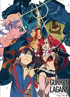 Gurren Lagann: Group Anime Wall Scroll