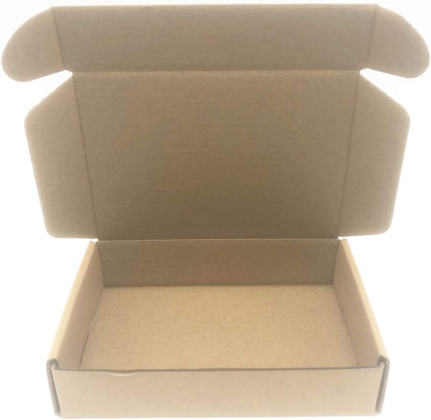Small Cardboard favorite Shipping Box Mailers 6 Inch 1.3 Corrugated 4 Ranking TOP4 x