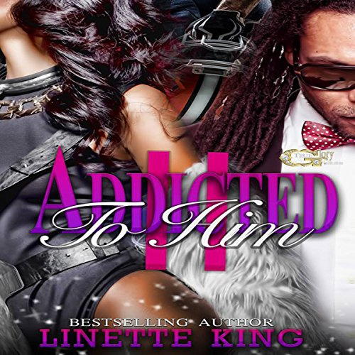 Addicted to Him, Volume 2 cover art