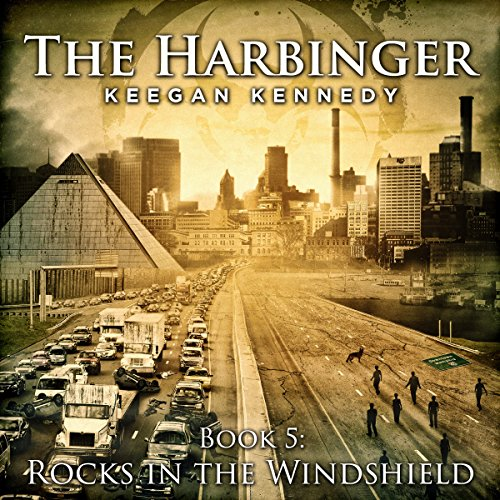 Rocks in the Windshield audiobook cover art