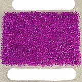 Planta Artificial Césped de Pared 40x60cm Césped Artificial de plástico Hogar Jardín Tienda Centro Comercial Decoración del hogar Alfombra Verde Hierba-Rojo violáceo
