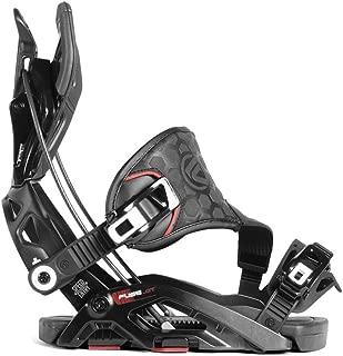 Flow Fuse-GT Hybrid Snowboard Binding Black, M