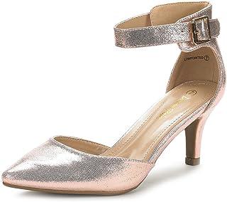 b2c3d9fff6a Amazon.com: Beige - Pumps / Shoes: Clothing, Shoes & Jewelry