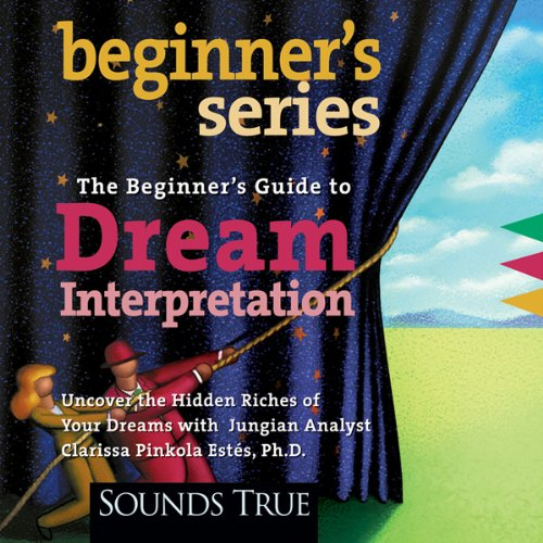 Beginner's Guide to Dream Interpretation audiobook cover art