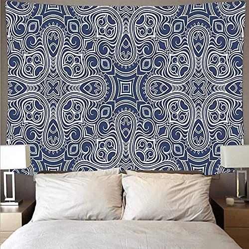 Hermoso tapiz de arte bohemio psicodélico para colgar en la pared toalla de playa manta fina tapiz de tela para colgar A2 180x230cm