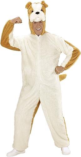 precios bajos todos los dias WIDMANN Adultos Disfraz Bulldog Bulldog Bulldog  echa un vistazo a los más baratos