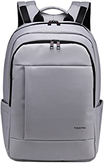 Kopack Laptop Backpack Slim Business Travel Backpack bag pack for 17 16 inch Grey Computer Daypack Deluxe Water resistant