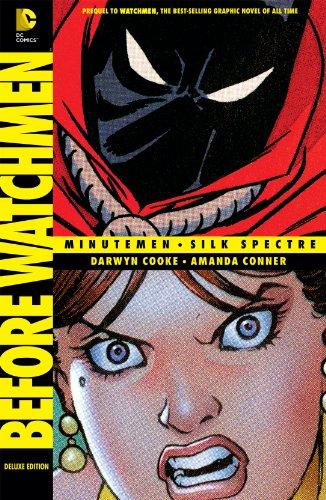 Before Watchmen: Minutemen/Silk Spectre (English Edition)