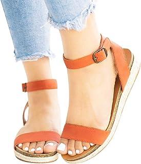 601b7974 Sandalias Mujer Verano 2019 Sandalias De Verano De Estilo Bohemio Confort  Para Mujeres De Gran Tamaño