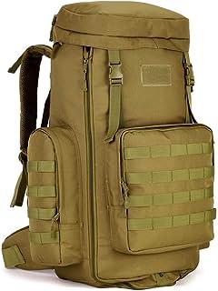 YUHAN Vandringsryggsäck 85 L stor taktisk ryggsäck militär armé strid ryggsäck vandring ryggsäck MOLLE ryggsäck