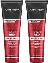 John Frieda Radiant Red Colour Protecting, DUO set Shampoo + Conditioner, 8.3 fl.oz