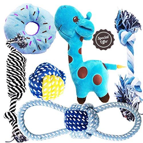 BUIBIIU Dog Chew Toys