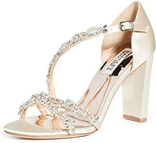 Badgley Mischka Women's Omega Heeled Sandal