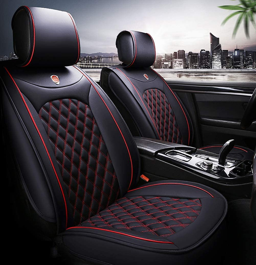 XYSQ Luxury Leather Car Seat In stock Covers Rear Front 55% OFF Water