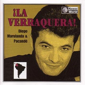 COLOMBIA Diego Marulanda & Pacande: La Verraquera!