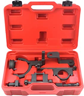 DPTOOL CAMSHAFT Timing Tool Kit for Ford Land Rover Explorer Mustang Ranger Mercury Mountaineer Mazda 4.0L SOHC V6-8 Pieces