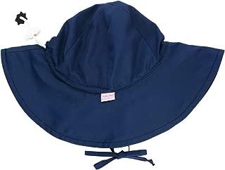 Baby/Toddler Girls Baby Sun Hat UPF 50+ Sun Protection Floppy Wide Brim