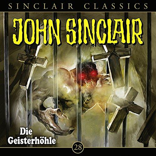 Die Geisterhöhle audiobook cover art