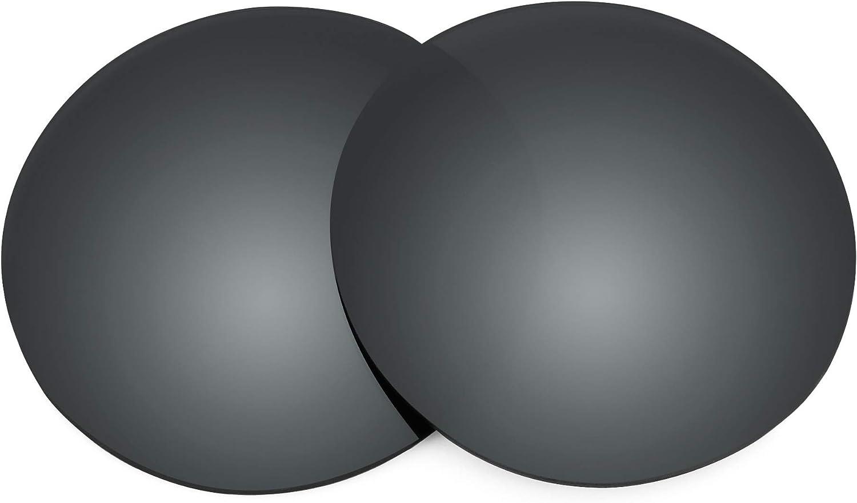Revant Verres de Rechange pour Ray-Ban Erika RB4171 54mm Chromé Noir Mirrorshield - Polarisés Elite