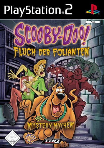 Scooby Doo - Fluch der Folianten