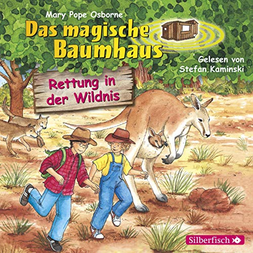 Rettung in der Wildnis cover art