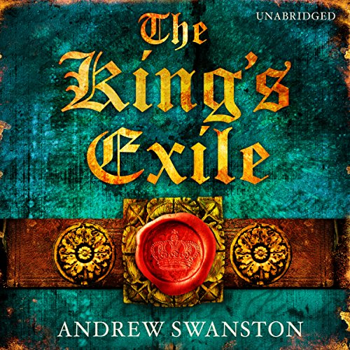 The King's Exile cover art