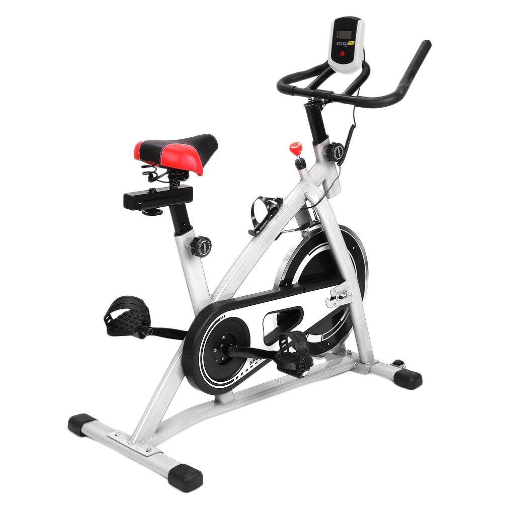 Bicicleta/Bicicleta Cardio/Bicicleta estática Fitness Piable con ...