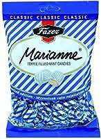 ファッツェル マリアンネ ミントキャラメルキャンディー 220g入り×1袋 FAZER MARIANNE MAKEISPUSSI TOFFEE 220G フィンランドのお菓子です