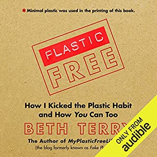 Plastic-Free audiobook cover art