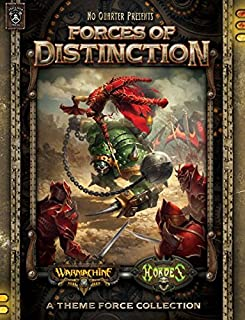 Privateer Press PIP1064 War Machine Forces of Distinction, one Size