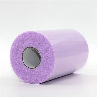 Sheer Organza Fabric Wedding Decoration Matt Tulle Roll Spool 15cm 100 Yards Table Cloth Rolls 6Inch,C24
