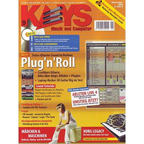 Keys Ausgabe 09 2004