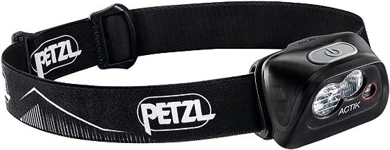 PETZL, ACTIK Headlamp, 350 Lumens, Active Lighting