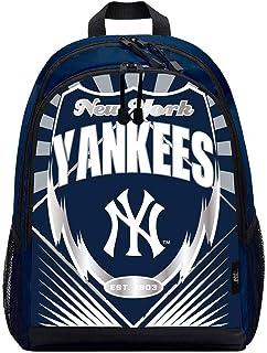 Northwest MLB New York Yankees Backpacklightning Backpack, Team Colors, One Size