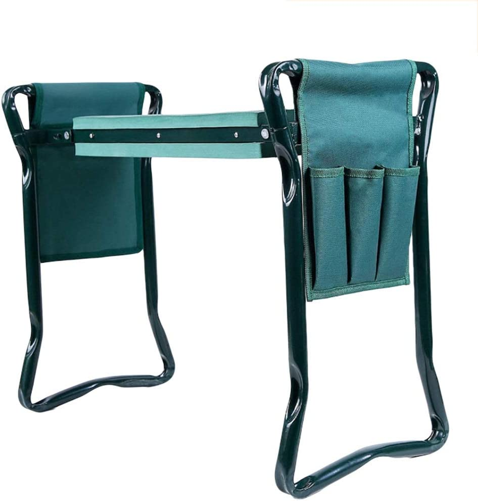 All items free shipping EDTXN Garden Kneeler Stool,Folding Seat with wit List price Stool Handles