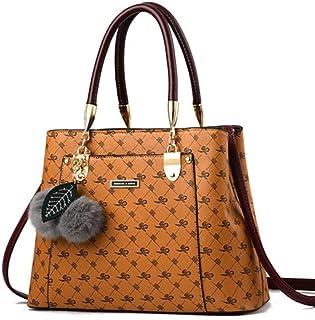 Luxury Handbags Women Bags Women Leather Bag Handbag Shoulder Bag,B,S