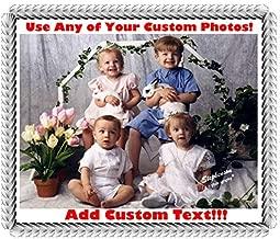 1/4 Sheet - Custom Create Your Own Cake Image - Edible Cake/Cupcake Topper