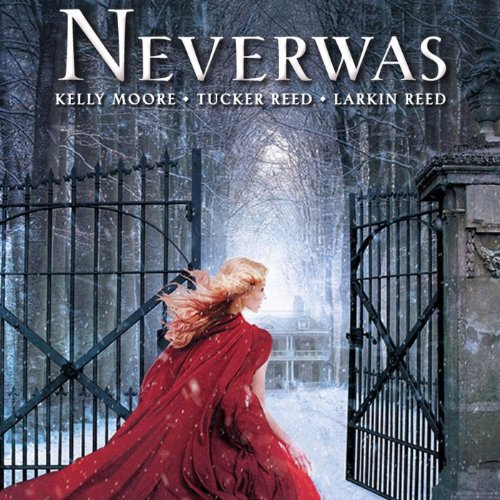 Neverwas audiobook cover art