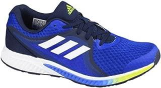 adidas Performance Men's Edge PR Runners Sneakers, Blue/White/Solar Yellow, 7US