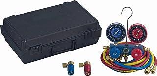 """Robinair 48510 R134a Aluminum Manifold Set with 72"""" Hoses"""