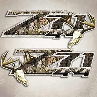 Best z71 deer decal Reviews
