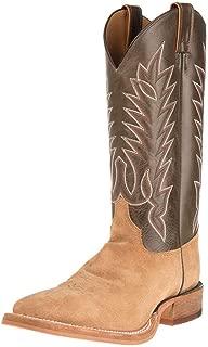 Justin Mens Bent Rail Kerrville Khaki Boots