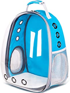 Pet Rucksack Pet Bag Bubble Space Capsule Pet Backpack For Cat And Small Dog Traveling Camping And Hiking Outdoor Camping ...