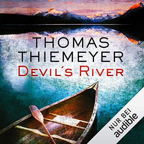 Devil's River audiobook cover art