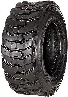 VanAcc Heavy Duty 12-16.5 Skid Steer Tires 12PR Industrial Bias Tire 12x16.5