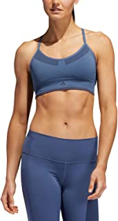 adidas Womens All Me Primeknit FLW Sports Bra