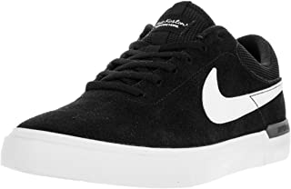 finest selection 84f72 64e16 Nike Men s SB Koston Hypervulc Black White Dark Grey Skate Shoe