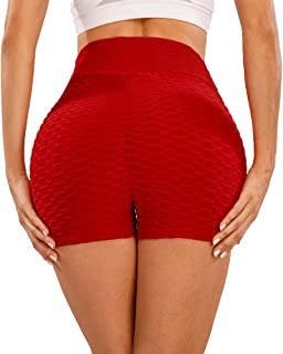 HAPPYEE Women Sports Short Booty Sexy Lingerie Gym Running Lounge Workout Yoga Spandex Shorts Hot Costume Outfit