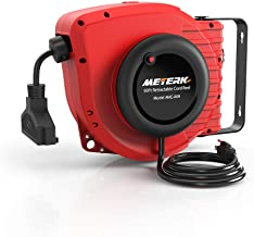 Best small retractable power cord reel Reviews