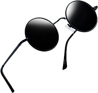 Best mens large round sunglasses Reviews